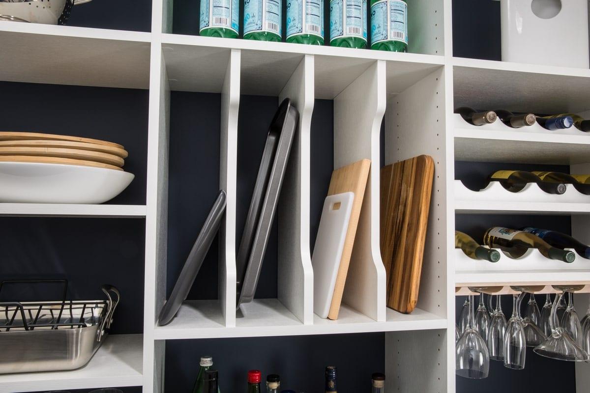 Kitchen Pantry Shelving Amp Pantry Storage Closet